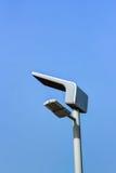 Солнечный уличный свет Стоковая Фотография RF