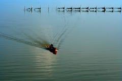 Солнечный южный Jiang Fengjing Стоковая Фотография