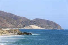 Солнечный Malibu Стоковая Фотография RF