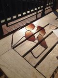 Солнцезащитные очки Стоковое Изображение RF