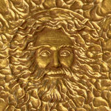 Солнце бога Стоковая Фотография