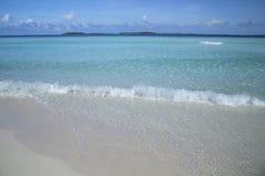 Солнце и море Стоковые Изображения RF