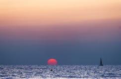 солнце к Стоковое Изображение RF
