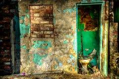 Солнце на туалете Стоковая Фотография RF