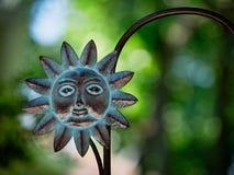Солнце смотрит на налево Стоковая Фотография RF