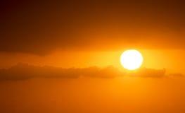 солнце Стоковая Фотография