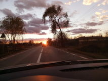 солнце Стоковое Изображение RF