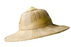 Соломенная шляпа стоковые изображения rf