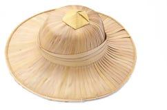 Соломенная шляпа стоковое изображение