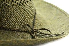 Соломенная шляпа Стоковое Фото