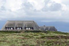 Соломенные крыши Стоковое фото RF