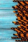 Соломы питья Стоковое фото RF