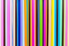 Соломы цвета Стоковые Изображения