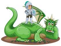 Содружественный дракон Стоковые Фото