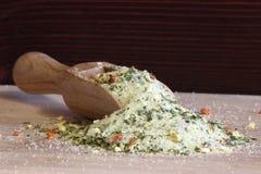 Соль и приправа Стоковые Изображения RF