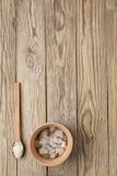 Соль и древесина моря стоковые фото