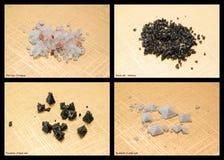 Соль моря Стоковое Изображение