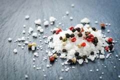 соль перца Стоковые Фотографии RF