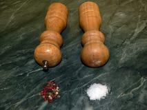 соль перца Стоковые Изображения RF