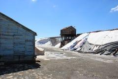 соль продукции традиционное Стоковая Фотография