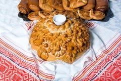 соль хлеба Стоковая Фотография