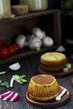Солёные булочки Стоковое Фото