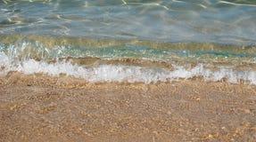 Солёные волны Стоковая Фотография RF