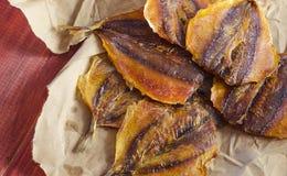 Солёные рыбы к пиву Стоковые Фотографии RF