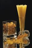спагетти итальянки кухни Стоковые Изображения