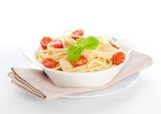 спагетти макаронных изделия Стоковое Изображение RF