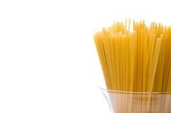 спагетти опарника пачки Стоковые Изображения