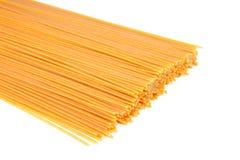 спагетти пачки сырцовое Стоковая Фотография