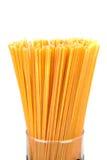 спагетти пачки сырцовое Стоковое Изображение RF