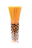 спагетти пачки сырцовое Стоковые Изображения RF