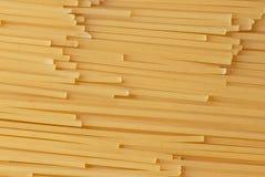 Спагетти, предпосылка Стоковые Фотографии RF