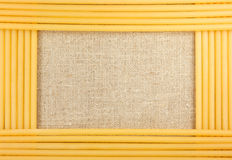 спагетти рамки Стоковая Фотография RF