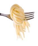 спагетти узла вилки Стоковые Фотографии RF