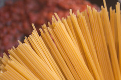 Спагетти Стоковые Фотографии RF