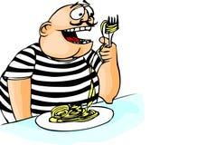 Спагетти бесплатная иллюстрация