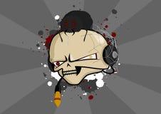 спайдер черепа Стоковые Изображения RF