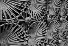 спайки Испании gaudi barcelona Стоковое Изображение