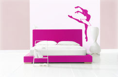 Спальня балета Стоковые Фото