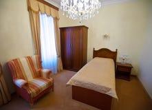 спальня кровати одиночная стоковая фотография rf
