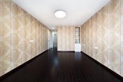 спальня пустая Стоковая Фотография RF