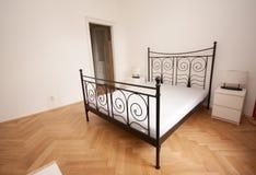 спальня пустая Стоковое Изображение