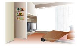 спальня бесплатная иллюстрация