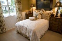 Спальня 2423 Стоковое Изображение