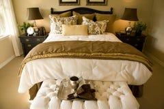 спальня 2501 стоковое фото rf