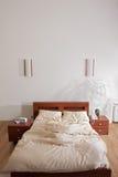 спальня Стоковое Изображение