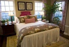 Спальня 2592 Стоковые Фотографии RF